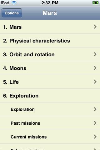 Mars screenshot #1