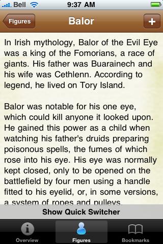 Celtic Mythology screenshot #3