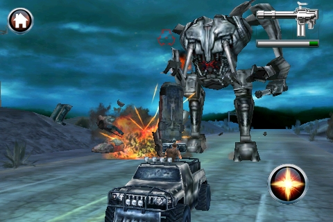 Terminator Salvation : The official game screenshot #3