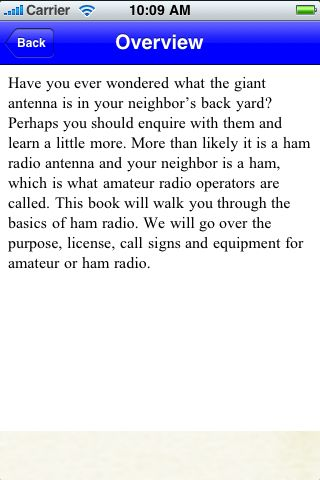 iGuides - Basics of Ham Radio screenshot #3