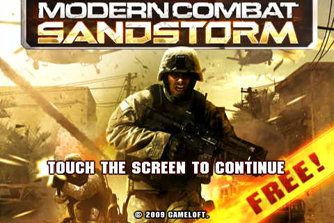Modern Combat: Sandstorm FREE screenshot #4