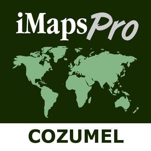 iMapsPro - Cozumel