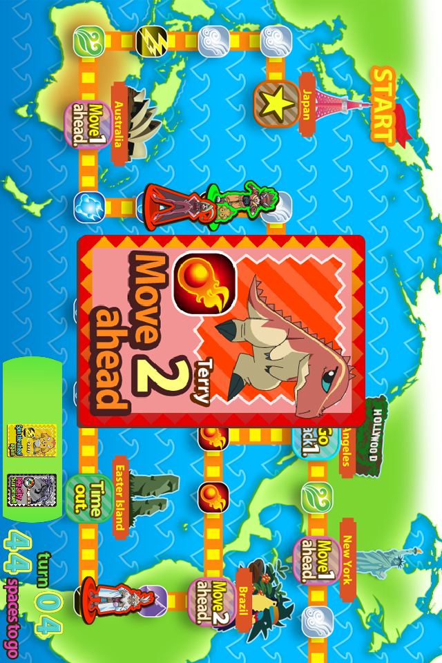 Dinosaur King D-Team Adventures A Dinosaur Pict... screenshot 5