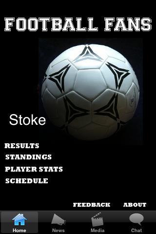 Football Fans - Stoke screenshot #1