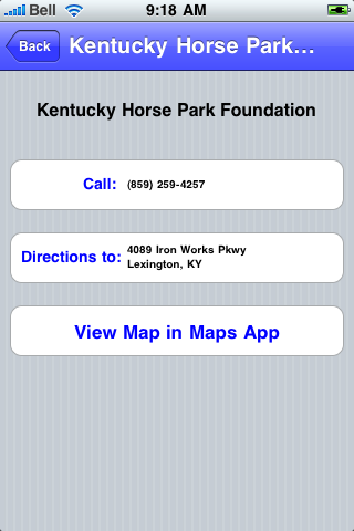 Lexington, Kentucky Sights screenshot #3
