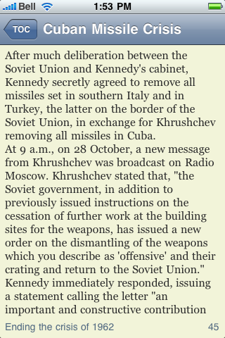 The Cuban Missile Crisis screenshot #3