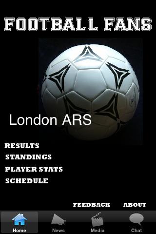 Football Fans - London ARS screenshot #1