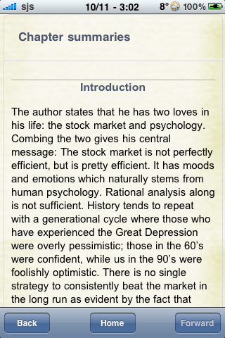 Book Notes - The Mind of Wall Street screenshot #2