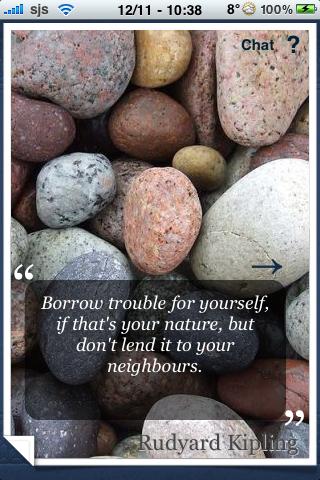 Rudyard Kipling Quotes screenshot #3