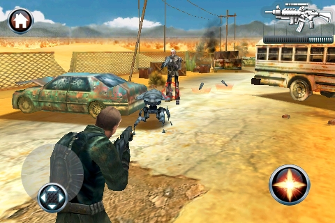 Terminator Salvation : The official game screenshot #1