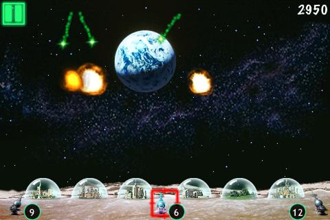Missile Command Ultra screenshot #2
