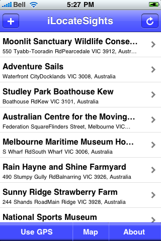 Melbourne Sights screenshot #2