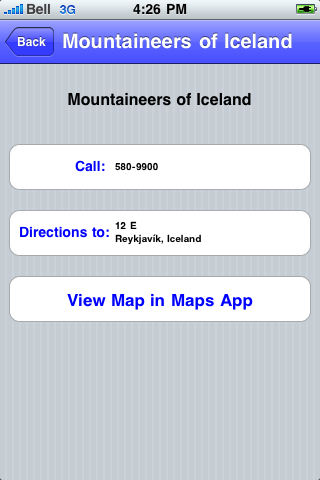 Iceland Sights screenshot #3