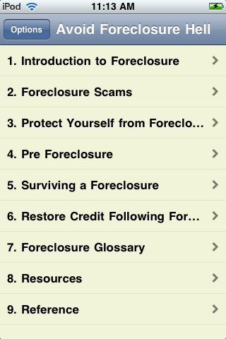 Avoid Foreclosure Hell image #1