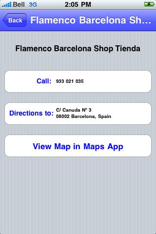 Barcelona Sights screenshot #3