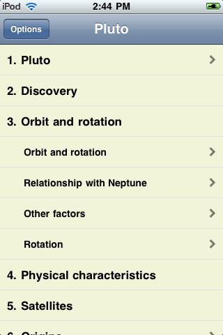 Pluto - Dwarf Planet screenshot #3