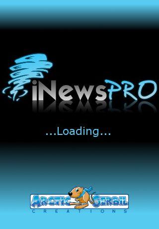 iNewsPro - Greensboro NC screenshot #1