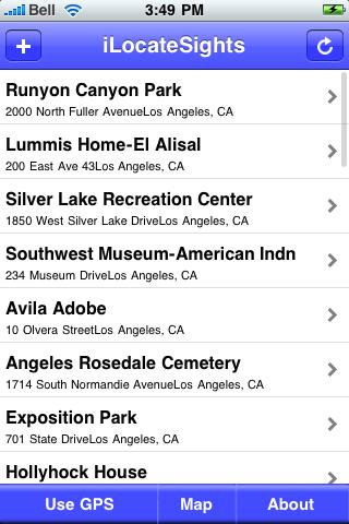 Los Angeles Sights screenshot #2