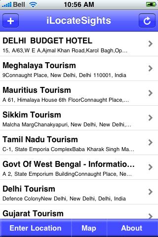 New Delhi, India Sights screenshot #2