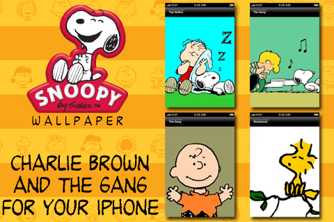 Peanuts Wallpaper | iPhone & iPad Game
