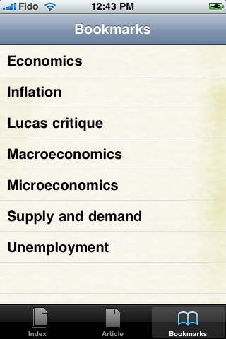 Microeconomcis Study Guide screenshot #3