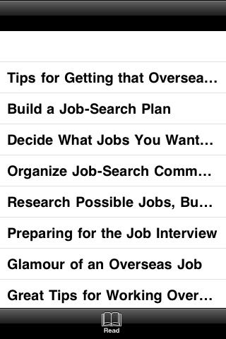 How to Find a Dream Career screenshot #3