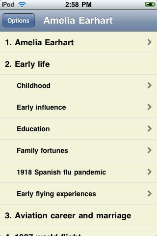 Amelia Earhart - Just the Facts screenshot #1