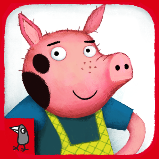 The Three Little Pigs- Nosy Crow interactive storybook Review