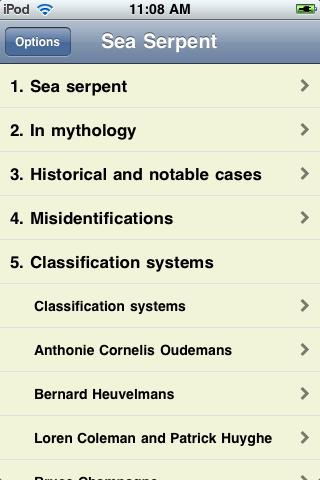 Sea Serpents screenshot #1