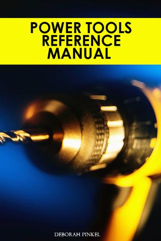 Power Tools Reference Manual screenshot #1