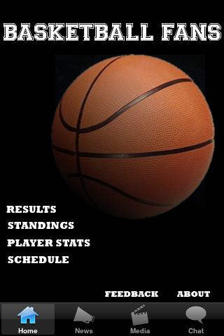 Georgia College Basketball Fans screenshot #1
