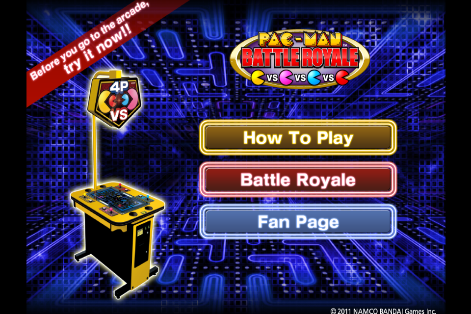 Pac-Man Battle Royale screenshot #2