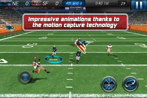 NFL 2011 screenshot 5