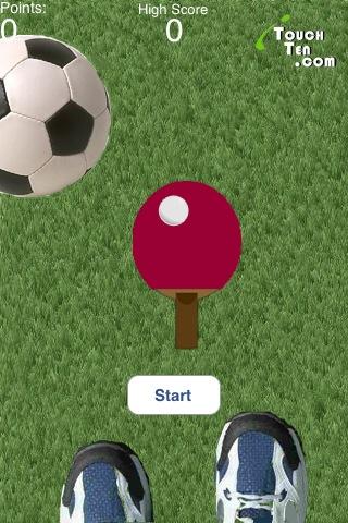 Ipong! Game ping pong, table tennis, pingpong, 卓球 screenshot #2
