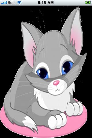 Kitty Cat Snow Globe screenshot #1