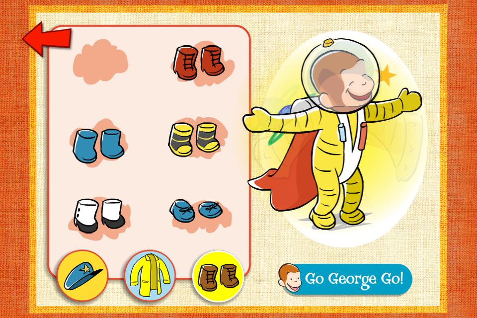 Go George Go! screenshot 2