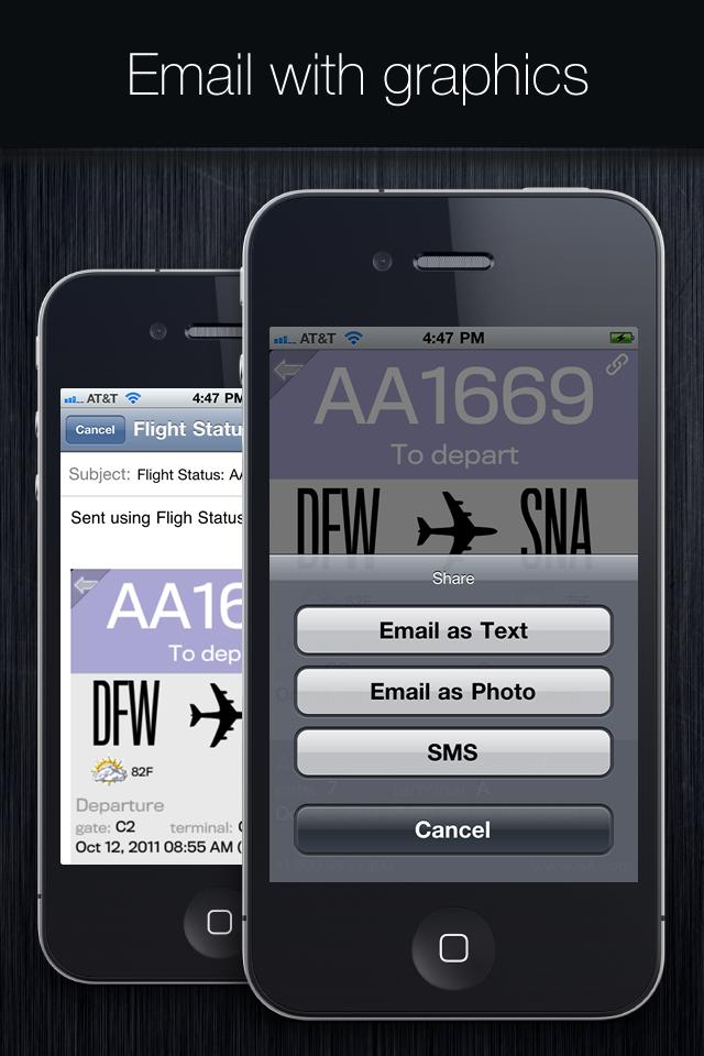 Flight Status+ screenshot #4