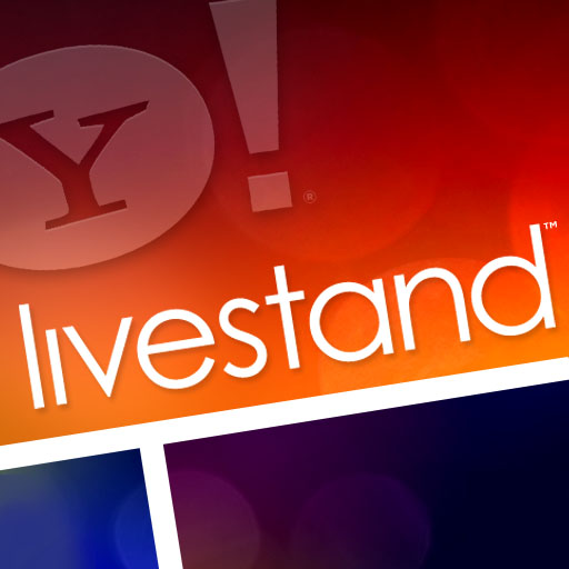 Livestand from Yahoo! Enters the Personalized Magazine Market With Live News