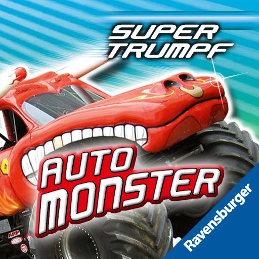 Supertrumpf - Auto Monster