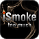 iSmoke Too Much – Beware & Aware Icon