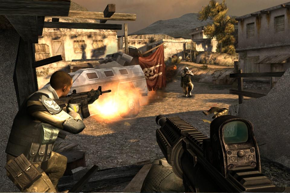 تحديث 20/4/2012 اللعبة الحرب Modern Combat 3 Fallen Nation v1.1.1 من متجر جيم لوفت