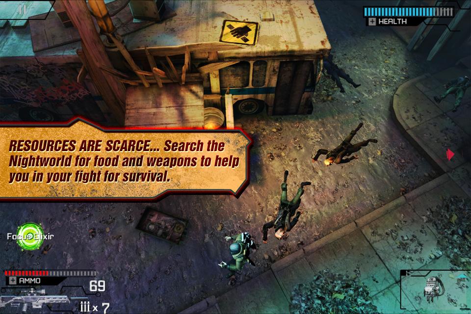 The Nightworld screenshot 4