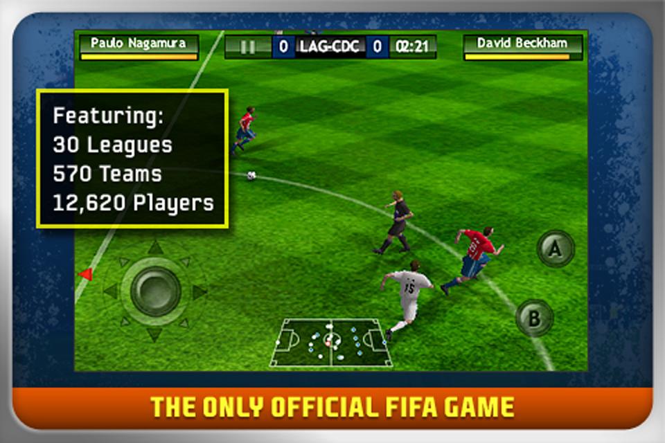 FIFA 10 by EA SPORTS™ screenshot #1