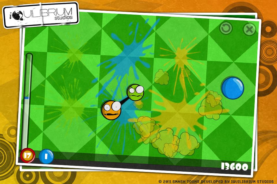 Smash Toons screenshot 2