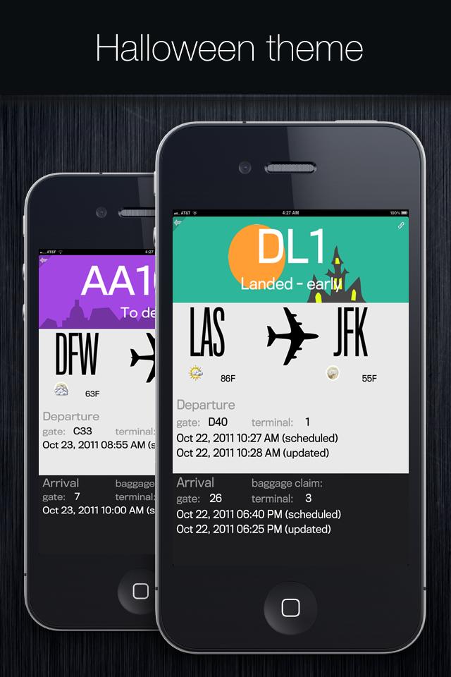 Flight Status+ screenshot #1