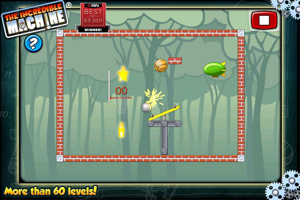 The Incredible Machine screenshot #4