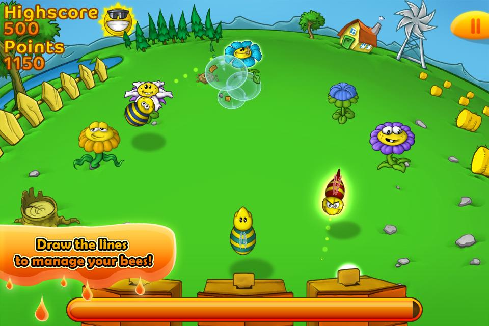 Bee Farm screenshot #3