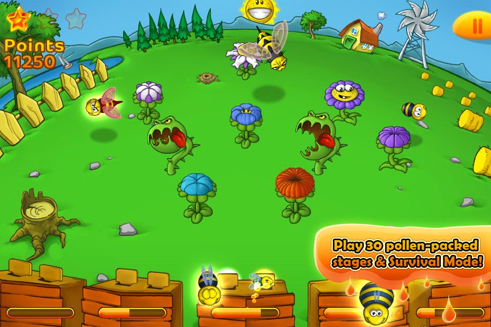 Bee Farm screenshot #2