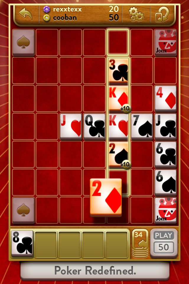 Poker Pals Free screenshot #1