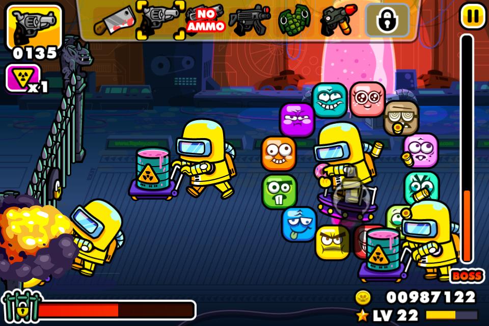 Monster Mayhem™ screenshot #5